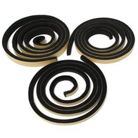 adhesive foam seal - Hot Sale m Single Sided Self Adhesive Foam Sealing Tape Strip mm Wide x mm Thick Draught Excluder EPDM Rubbe