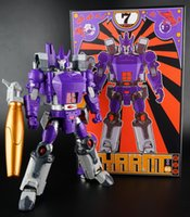 Wholesale New DX9 masterpiece D07 tyrant Galvatron Action Figures in stock