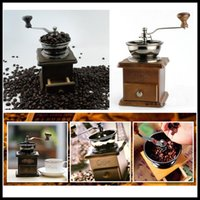 Wholesale Quality Vantage Mini Manual Hand Operation Home Coffee Bean Grinder