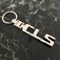 accessory company - Interior Accessories Key Rings D Metal keyrings CLS Car keychain keyring for Mercedes chain pump gift companies