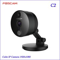Wholesale Newest Foscam C2B P MP HD WiFi PnP IP Security Camera ONVIF Degree Wide Viewing Angle