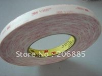 acrylic heat resistance - M VHB two face acrylic adhesive waterproof resistance tape high sticky tape mm M