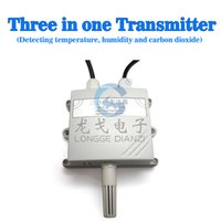 Wholesale Three in one sensor controller temperature and humidity CO2 transmitter output