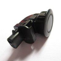 venda por atacado ultrasonic sensor-Venda quente !!! Ultrasonic CAR estacionamento reverso sensor para Toyota Corolla 2011 FJ Cruiser OEM 89341-33050 Preto 188300-0120