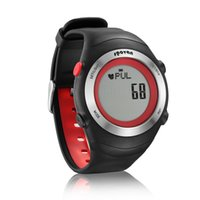 Wholesale Spovan Heart Rate Monitor Digital Sport Watch With D Pedometer Calorie Counter