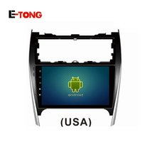 toyota car gps navigation - 2016 New Arrival Din Android Quad Core Car dvd Player For Inch Toyota Camry Car GPS Navigation Bluetooth