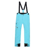 Wholesale Women Outdoor Sport Thick Women Ski Pants Snowboard Winter Snow Trousers New Arrival