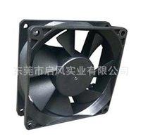 Wholesale 8038 Small Cooling DCFan V12V24V Silent fan Brushless Fan LED fan