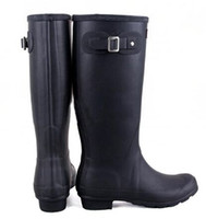 best quality rain boots - HUNTER ORIGINAL BACK ADJUSTABLE RAIN BOOTS BLACK WITH HUNTER LOGO ON IT OVER KNEE HIGH BEST QUALITY HUNTERS RAIN BOOTS LOW PRICE SALE