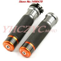 Wholesale Motorcycle handlebars cfmoto spring NK TR modified aluminum carbon fiber handlebar glue to cover one pair