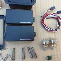 Wholesale Seymour Duncan Active pickups Set with pieces k complete set of line Guitar parts In Stock