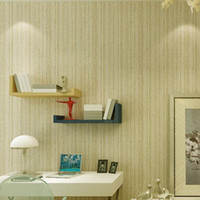 Fabric area wallpaper - 10 m Non woven wallpaper bedroom modern minimalist living room wallpaper background wallpaper large area full of shops