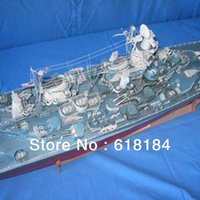 battleship wwii - Free shipment A3 paper ships model Large cm Long WWII Super warships US USS Missouri BattleShip d puzzles collectables