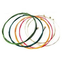 Wholesale cheap Color guitar string folk guitar strings acoustic guitar general set of strings