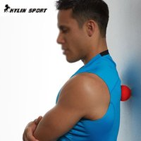 Wholesale Cervical muscle fitness massage ball massage health fitness ball relax relieve neck fatigue rehabilitation