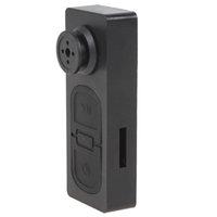 Wholesale Mutli function Mini Spy Style Button Camera DVR Support motion detection easy for the recording with or Laptops no driver needed