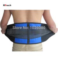 best lumbar support - Best sell back pain relief lumbar back support belt spinal double pull brace belt for waist support