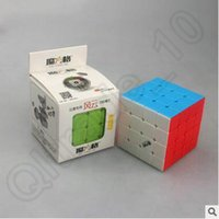 Wholesale 1000pcs CCA3710 High Quality Colorful Profesional mm Puzzle Speed Magic Cube Puzzle Twist Cube Educational ABS Plastic Rubik Cube