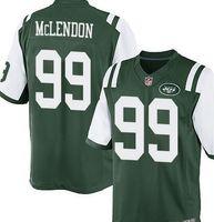 Wholesale Steve Mclendon New York elite JERSEY shirts size S small xl