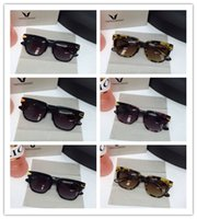 big red sun - Brand New brand Vintage sunglasses women men Good quality big frame hot selling sun glasses Oculos UV400