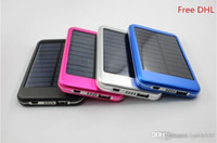 Wholesale 50PCS mah USB Solar Charger Solar Panel Battery Charger power bank External Battery Charger TY