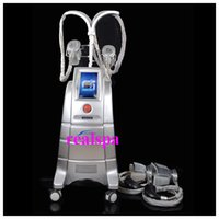 Wholesale 2016 Good Quality Effective Handles Lipofreeze Criolipolisis Lipo Cryo Cryolipolysis Fat Freezing Slimming Machine For Fat Reduction
