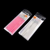 Wholesale Newest Nail Art Decorations Brush Set Tools Kit Professional Painting Pen for False Nail Tips UV Nail Gel Polish