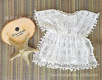 beautiful scarfs - Beautiful Lace Girl dress Good Quality Lining Pure Cotton Children s Lace Vest Kids crochet shawl tassels poncho scarf INS Hot Hollow