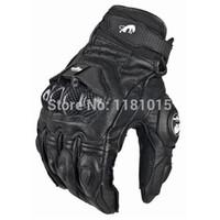 Precio de Venta caliente de la motocicleta-venta caliente de la bici fresco guantes de moto paseo en moto guantes de carreras caballero de cuero de conducción de ATV BMX MTB bicicleta ciclismo Guantes para motociclistas