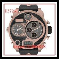 auto zone prices - TOP QUALITY BEST PRICE DZ7214 DZ7234 DZ7247 DZ7261 DZ7266 MM Men s Luxury Quartz Watches Oversized Time Zones Analog Watch