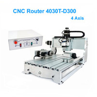 axis milling machine - CNC Machine CNC T D300 Axis CNC Woodworking Router Mini D CNC Engraving Milling Machine For PCB Drilling v v