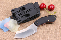 Wholesale CRKT New G10 Handle cr18mov Blade Full Tang Camping outdoors Hunting Knife Z26