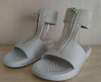 achat en gros de gros chaussures pas cher fille-vente en gros 2016 nouveaux loisirs de mode tout-match de Benassi femmes JDI Diapositive Chaussures, escompte filles bon marché Boost Outdoor Sneaker, s 'yakuda magasin Sandal