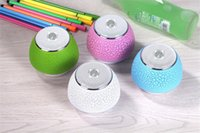 Wholesale Colorful Glare Wireless Bluetooth Mini Speaker Subwoofer Car Audio Speakers For Home And Portable Wireless Outdoor