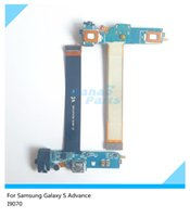 advanced port - For Galaxy S Advance i9070 Dock Connector Charging Port Flex Cable Ribbon