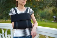 arm strains - Arm sling Sponge type Shoulder contusion and strain Shoulder dislocation