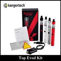 evod starter kit - Original Kanger Top Evod Kit ml Top Refilling Toptank Evod with mAh Evod Battery Colors Starter Kit By KangerTech