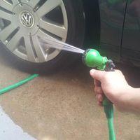 Wholesale 1 Pattern Water Spray Tool Adjustable Car Garden Washing Multi function High Pressure Watering Spray Water Tool