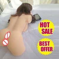 Wholesale Top rated full solid silicone sex dolls with metal skeleton realistic oral anal vagina breast japanese real love doll sex toys for men