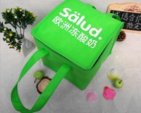 Wholesale Customized Non woven cooler bag ice bag Non woven Cooler Bag For Food lowest price