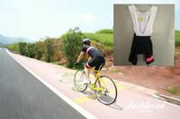 Wholesale HOT Black Pro Team Cycling Bib Shorts Bicycle Jersey Summer BIB Pants GEL Pad Camisa Ciclismo maillot Quick drying Breathable Bike Shorts