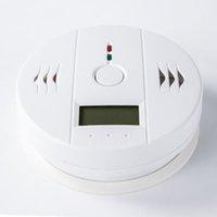 Detector de aviso de alarma del <b>sensor</b> del gas de humo Envenenamiento precio de fábrica detector de monóxido de carbono seguridad en el hogar CO Monóxido de Carbono