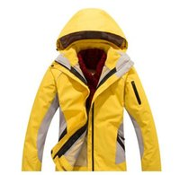 Cheap Selling! Ms. winter outdoor sports brand waterproof windproof jacket warm breathable ski suits mountaineering camping and travel essential