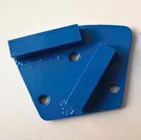 Wholesale Trapozoid Diamond Segment Polishing Pad for Concrete