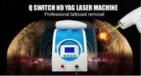 Vente en gros Sourcils Laser Desktop machine à laver Portable Nd Yag Laser Pour Tattoo Removal avec fonction rapide