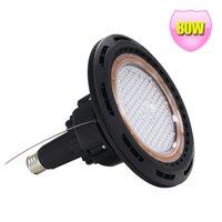 Wholesale New design SMD3030 LED UFO high bay light W AC100 V E39 E40 Base led high bay industrial Lighting