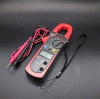 automotive dmm - DHL automotive diagnostic tool UNI T UT203 UT Digital Clamp Multimeter Ohm DMM DC AC Current Voltmeter A