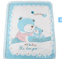 Wholesale Baby foot height belt changing mat infant bed sheets mattress waterproof pad cotton package cm cm
