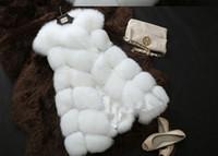 Wholesale New winter fur imitation fox fur vest Women s Jackets