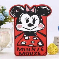 beautiful chip - Beautiful Donald Duck Minnie Mickey Mouse Goofy Max Chip Dale Cartoon Character Silicone Case Protective Back Cover for iPad mini